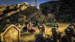 Немного о игре ARC survival evolved
